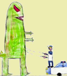 Il poliziotto e il dinosauro