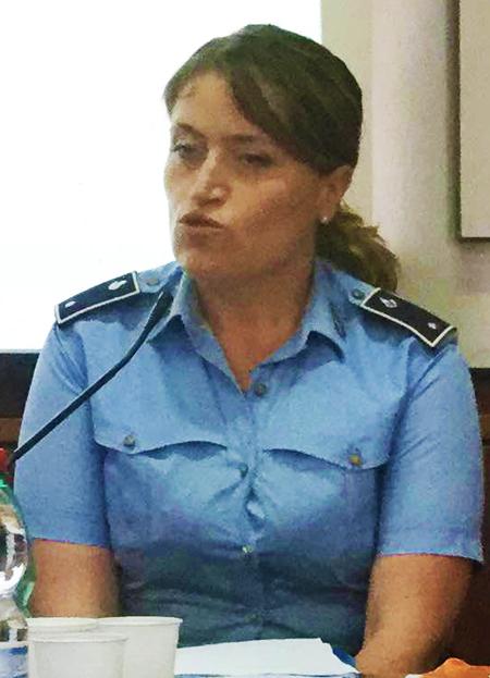 Ha partecipato Antonietta Cristiano, Ispettrice presso il carcere di Secondigliano